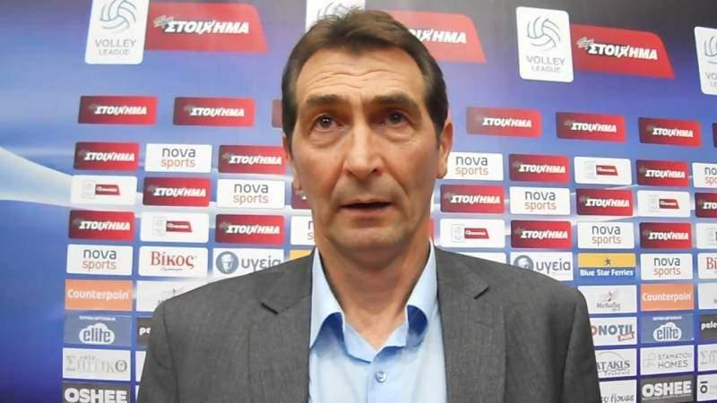 Ανδρεόπουλος: «Συγχαρητήρια στον διαιτητή Γεωργουλέα. Ξέρει πολύ καλά τι κάνει»