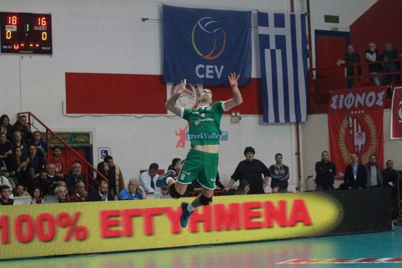 Τσίροβιτς: «Να βελτιωθούμε και να γίνουμε ακόμα καλύτεροι»