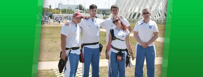 Οι Τοξοβόλοι του Παναθηναϊκού στο Ευρωπαϊκό Πρωτάθλημα Νέων