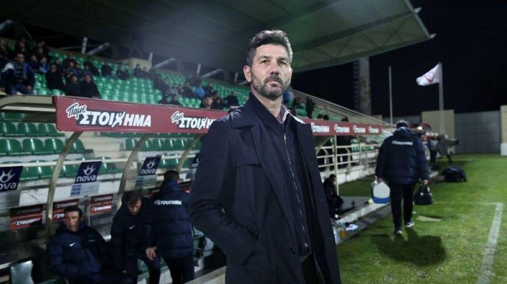 Ουζουνίδης: «Ήμασταν ομάδα στο γήπεδο»
