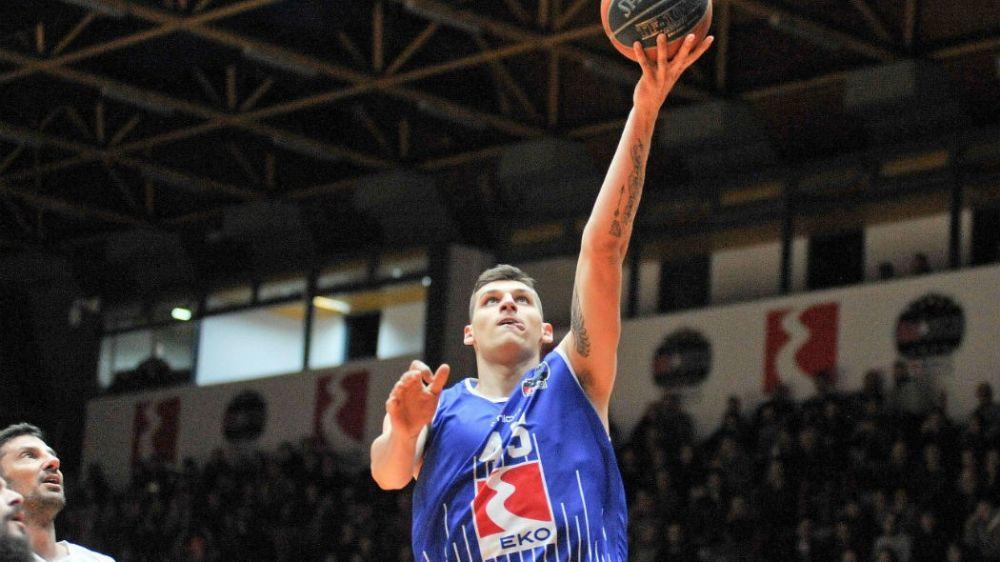 Μήτογλου: «Παίξαμε κόντρα σε θρύλους του ελληνικού μπάσκετ»